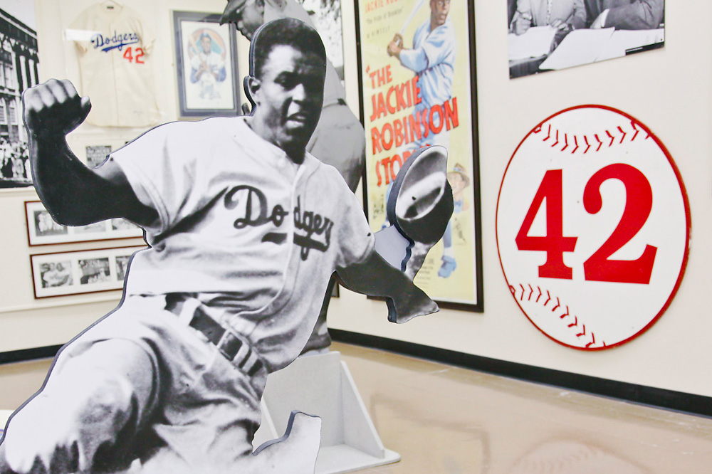 Jackie Robinson Triple Play Day