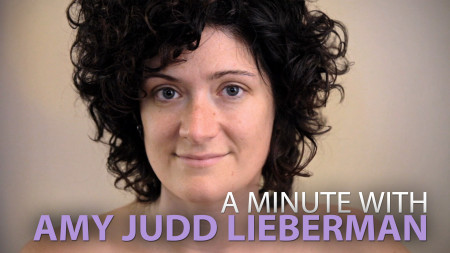 A Minute With Amy Judd Lieberman