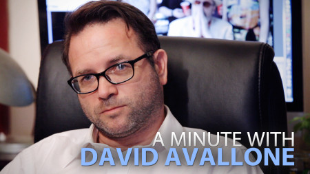 A Minute With David Avallone