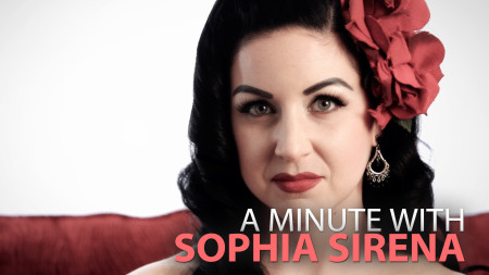 A Minute With Sophia Sirena