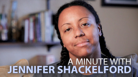 A Minute With Jennifer Shackelford