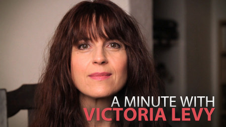 A Minute With Victoria Levy