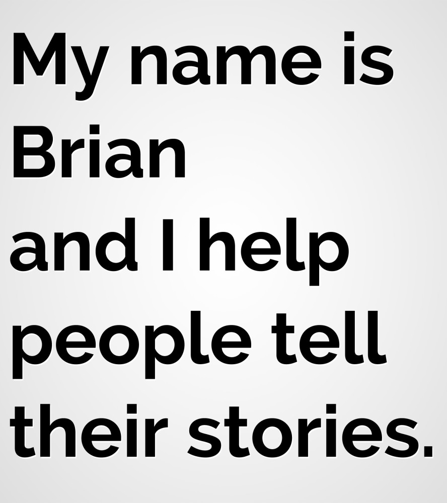 My Name Is Brian