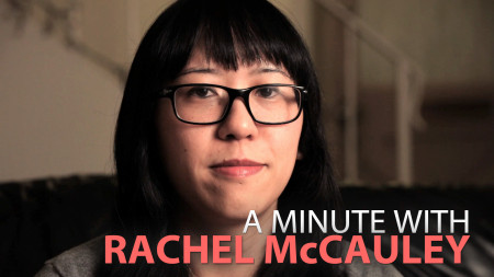 A Minute With Rachel McCauley