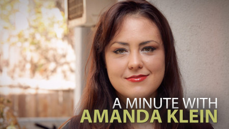 A Minute With Amanda Klein