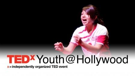 Bouncing Back: Angelita Sanchez at TEDxYouth@Hollywood