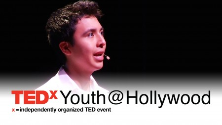 Listening in the World of Music: Anthony Roque at TEDxYouth@Hollywood