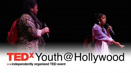 Jumping from Ropes into Life: Deja Robinson & LaShania Davis at TEDxYouth@Hollywood
