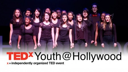 Hollywood Show Choir: H20 at TEDxYouth@Hollywood