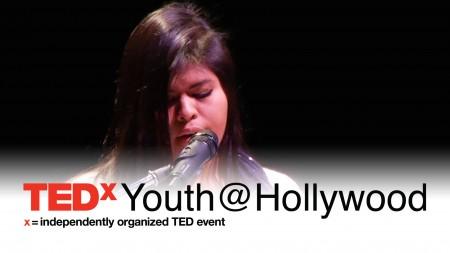Creating a Beautiful Future: Jane Guardado at TEDxYouth@Hollywood