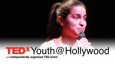 Dream Big: Kim Ortega at TEDxYouth@Hollywood