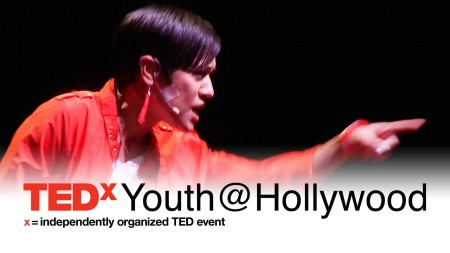 Why I'm Loud as Hell: Mayda del Valle at TEDxYouth@Hollywood