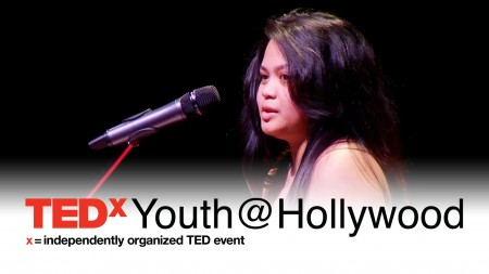 Overcoming Depression: Michelle Velasco at TEDxYouth@Hollywood