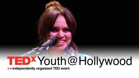 Forgiveness: Rebecca Garcia at TEDxYouth@Hollywood