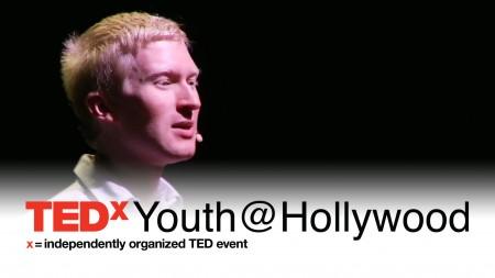 A Clean Jump: Seth Maxwell at TEDxYouth@Hollywood