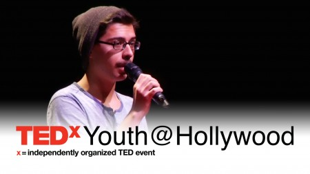 Fear of Heights: Steven Munoz at TEDxYouth@Hollywood