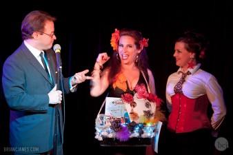 David Avallone, Cheri Chartreuse & Penny Starr, Jr.