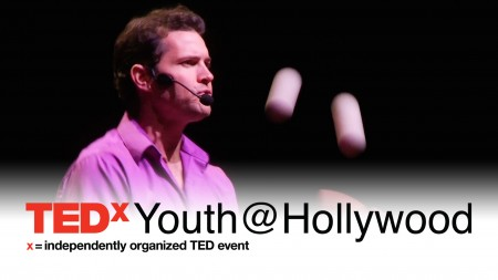 The Circus of Sound: Bronkar Lee at TEDxYouth@Hollywood