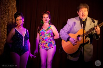 Penny Starr, Jr., Cheri Chartreuse & Gary Shapiro