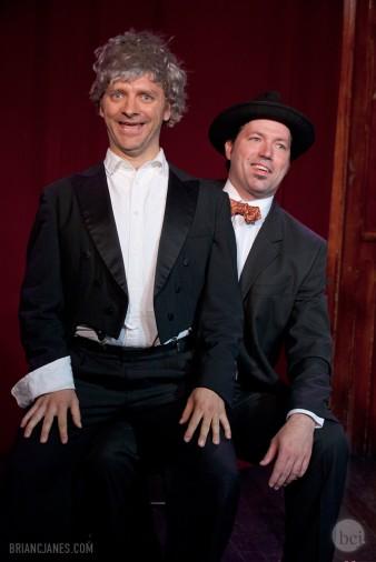 Mr. Buddy & Mr. Snapper