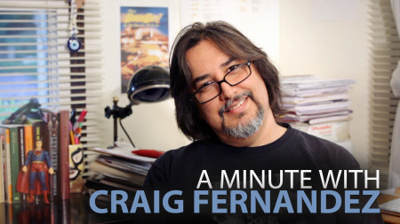 A Minute With Craig Fernandez