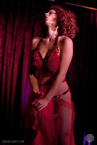 Scarlet O'Gasm