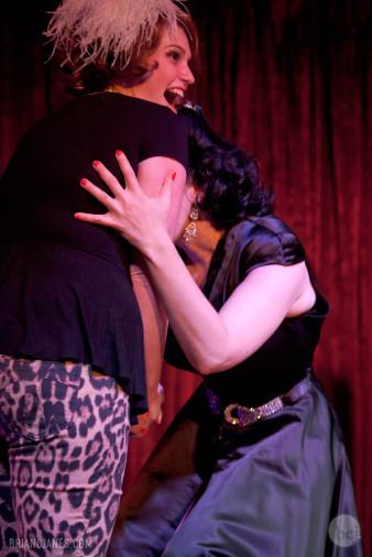Lucille Highball & Dizzy Von Damn!