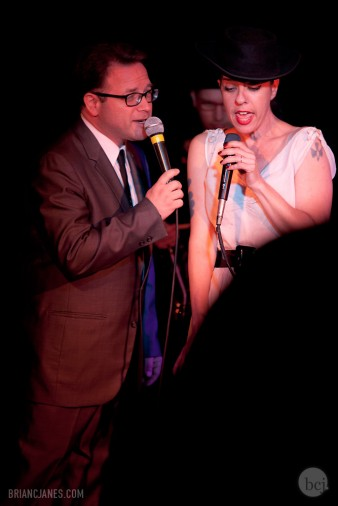 David Avallone & Marissa Gomez