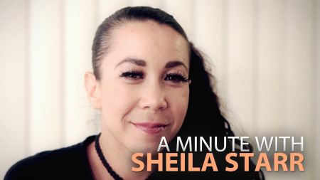 A Minute With Sheila Starr
