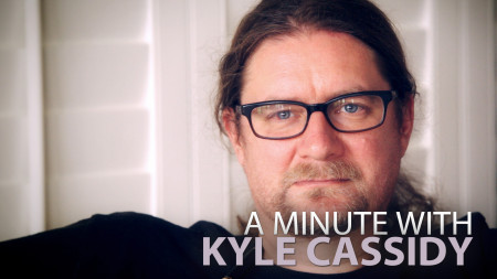 A Minute With Kyle Cassidy