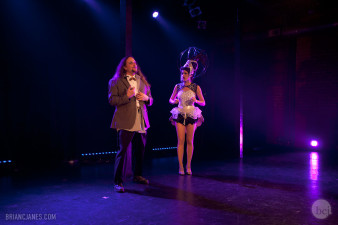 Jonny Porkpie & Lady Scoutington