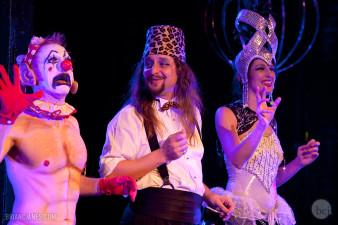Tigger!, Jonny Porkpie & Lady Scoutington