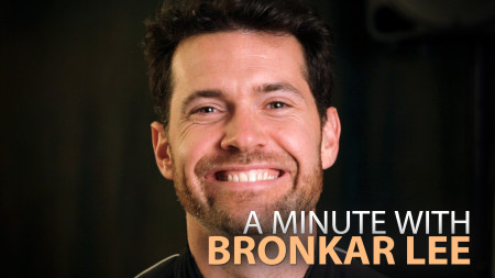 A Minute With Bronkar Lee