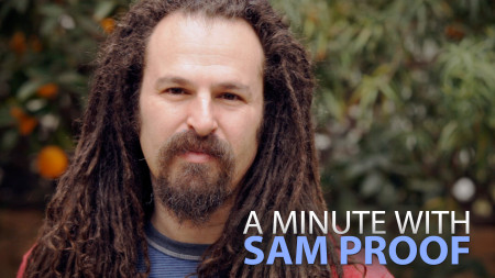 A Minute With Sam Proof