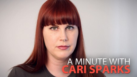 A Minute With Cari Sparks
